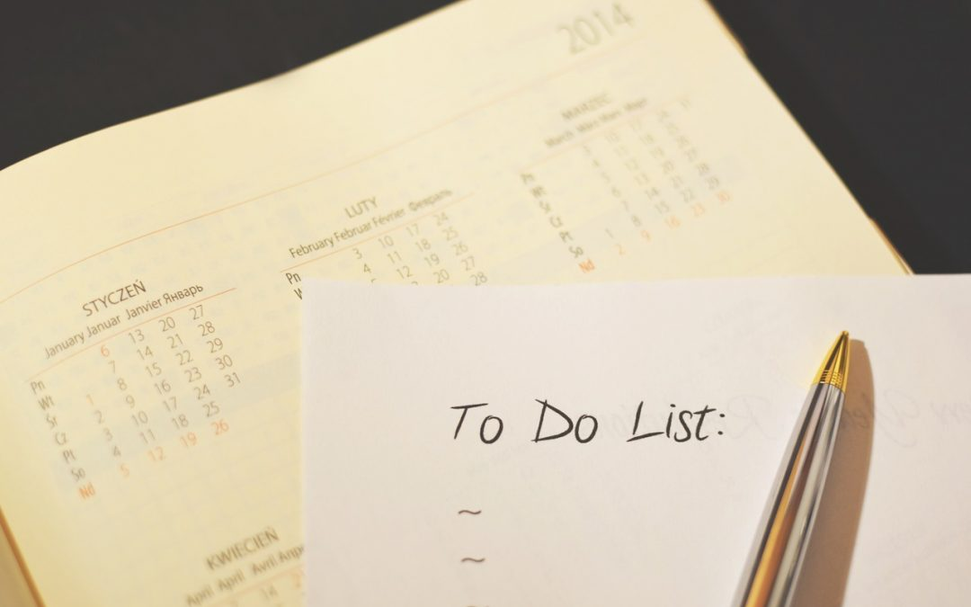 The List Every CEO Must Follow