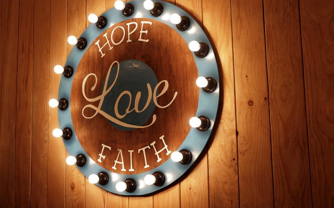 Faith — use it honorably