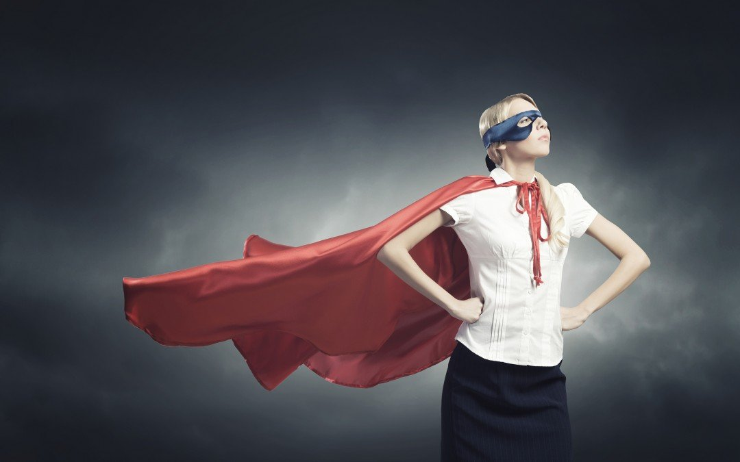 Saving The Superwoman CEO