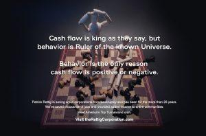cash flow behavior
