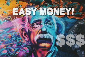 lure of easy money sidney perry einstein